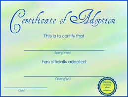 25 unique adoption certificate ideas on pinterest paws adoption