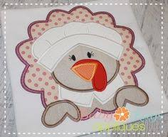 free embroidery design thanksgiving turkey i sew free free