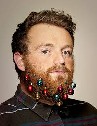 beard ornaments beard baubles the christmas ornaments for the bearded