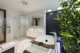 Bedroom Water Feature Pale Bathroom With Marble Floor And Water Features