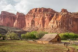 capitol reef national park map visiting utah s capitol reef national park with