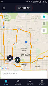 Map Me Home Can Someone Explain The Airport Icon To Me Uber Drivers Forum