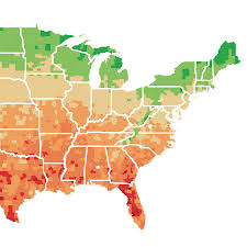 Property Value Map Home Prices How To See If They Are Rising Or Falling Where You