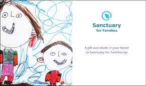 ways to donate sanctuary for families