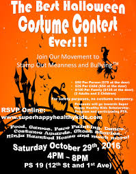 halloween background flyer saturday halloween costume contest 2016 super happy healthy kids