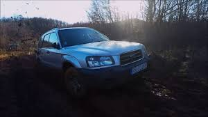 2004 subaru forester lifted subaru forester 2004 off road youtube