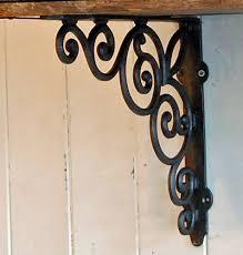 rack decorative shelf brackets ornate shelving brackets