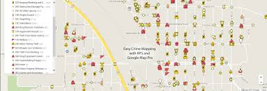 Geo Mapping Geo Analysis With Rps And Google Maps Pro Relativity Inc