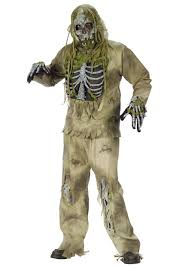 Zombie Costumes Skeleton Zombie Costume Scary Costumes