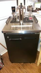 Home Beer Dispenser Furniture True 8 Tap Kegerator For Sale For Home Furniture Ideas