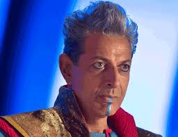 Jeff Goldblum Meme - why thor ragnarok s jeff goldblum is a one man meme machine