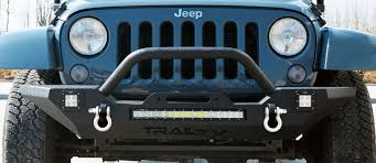 bumpers for jeep led bumpers