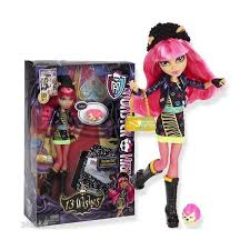 Howleen Wolf 13 Wishes Howleen Wolf U2013 Monster High Seria 13 Wishes Modern Kids