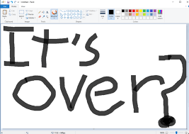 just how dead is microsoft paint updated