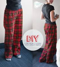 pattern pajama pants how to s day pajama pants tutorial camelot fabrics freshly made