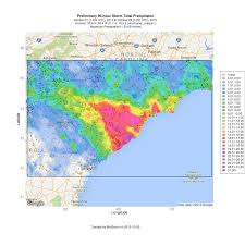 North America Precipitation Map by Extreme Precipitation Blog Metstat Inc