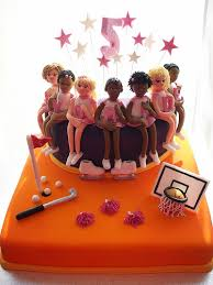 cheerleader cake a photo on flickriver