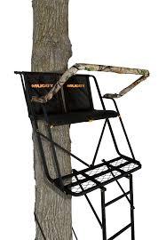 the side kick muddy outdoors treestand deer hunting