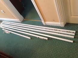 Vertical Blind Head Rail Vertical Blind Head Rails Bundle 6 Blinds In Wimborne Dorset