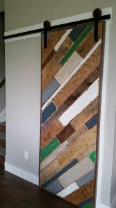 Barn Door Office by Ana White Scrap Wood Barn Door Diy Projects