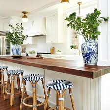 blue and white kitchen ideas blue and white kitchens white kitchen with blue island