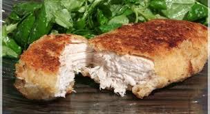 comment cuisiner des blancs de poulet recette escalope de poulet pané recettes maroc