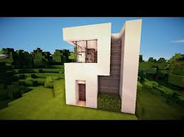 Small Two Story House How To Make A Small Modern House 6 Two Story Youtube