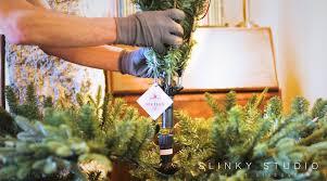 balsam hill fraser fir tree review slinky studio