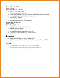 dental assistant resume template dental assistant resume sle dental assistant resume template