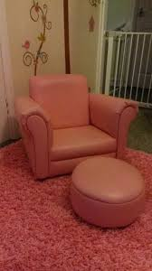Childrens Leather Chair And Footstool Fancy Childrens Rocking Chair With Footstool And Best 20 Kids