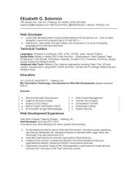 Web Content Manager Resume Multimedia Developer Resume Developer Resume Multimedia Designer