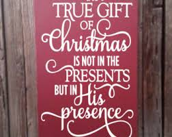 christmas tree holiday decor wood sign wall art joy peace noel