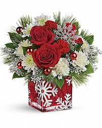 christmas flowers christmas flowers delivery forest grove or ok floral of forest grove
