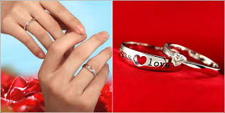 rings love couple images Beautiful and elegant couple rings jpg
