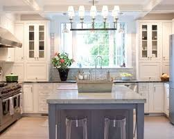 Small Kitchen Appliances Garage With Tiled Backsplash by Appliance Garage Houzz
