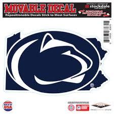 penn state alumni sticker penn state decal psu window decal penn state logo decal