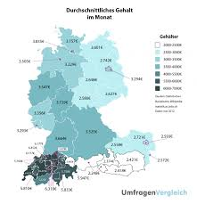 map germany austria average wages in germany austria and switzerland visual ly