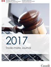 trade marks journal vol 64 no 3279