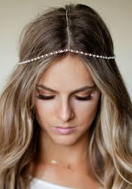 chain headpiece chain headpiece pearl and gold chain headdress lovmely