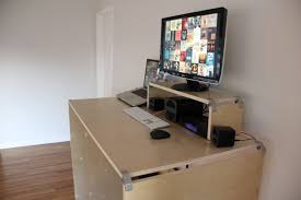 Diy Drafting Desk by Project Ply Products