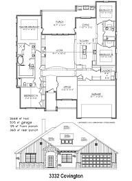 Covington Floor Plan by Ridgewood Custom Homes College Station Tx Portfolio