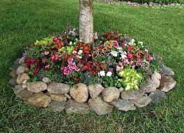 small flower bed ideas 27 gorgeous and creative flower bed ideas to try rock flower