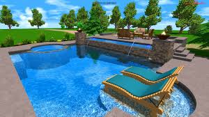 furniture lovable swimming pool design ideas modern homes