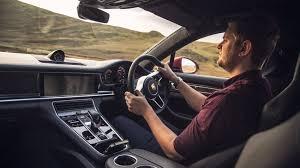 porsche panamera in porsche panamera turbo 2017 review by car magazine