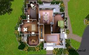 Sims 2 House Floor Plans by Mod The Sims U0027michelle Mansion U0027 No Cc