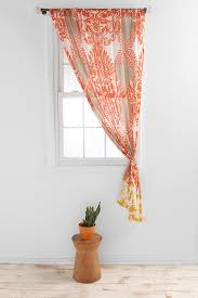 Small Window Curtain Designs Designs Fascinating Vine Flourish Curtain Outfitters Ella