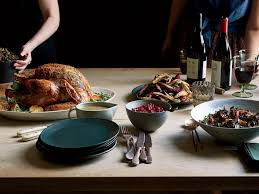 is thanksgiving the only critic proof meal food wine