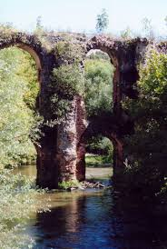 annotated webportal on roman aqueducts