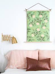 Diy Paintings For Home Decor Pull Down Style Botanical Wall Hanging Paper Walls Diy Paper