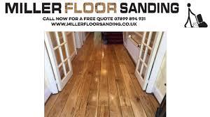 Laminate Flooring In Manchester Floor Sanding Manchester Job Timelapse Hallway Youtube